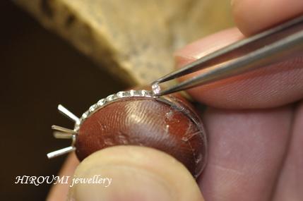 メレーダイヤの石合わせ2