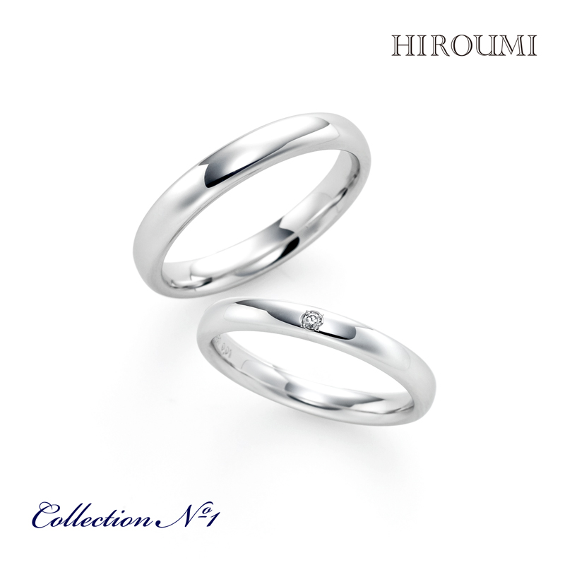 HIROUMI マリッジ Collection №1